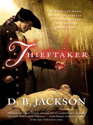cover image of Thieftaker