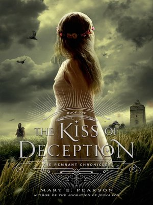 cover image of The Kiss of Deception