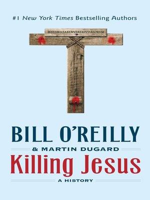 cover image of Killing Jesus