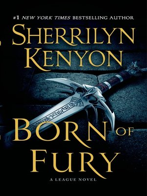 cover image of Born of Fury