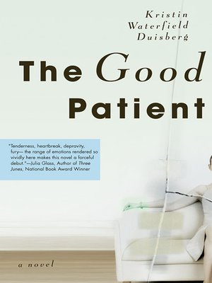 cover image of The Good Patient