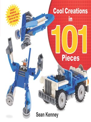 cover image of Cool Creations in 101 Pieces
