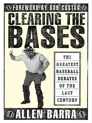 cover image of Clearing the Bases