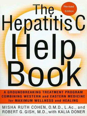 cover image of The Hepatitis C Help Book