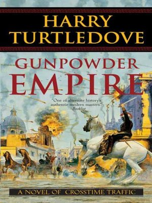 cover image of Gunpowder Empire