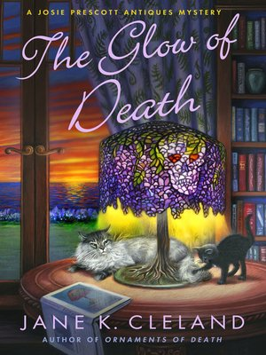 cover image of The Glow of Death