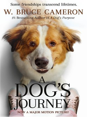 cover image of A Dog's Journey