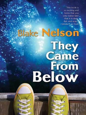 cover image of They Came From Below