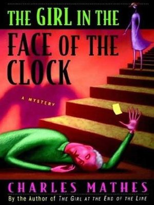 cover image of The Girl in the Face of the Clock