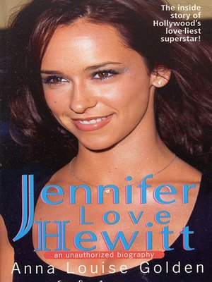cover image of Jennifer Love Hewitt