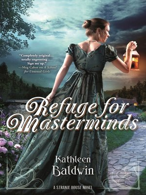 cover image of Refuge for Masterminds