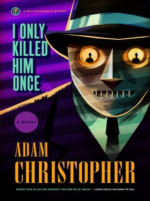 cover image of I Only Killed Him Once
