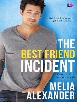 cover image of The Best Friend Incident