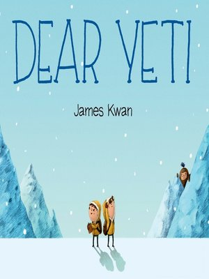 cover image of Dear Yeti