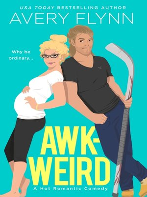 cover image of Awk-weird