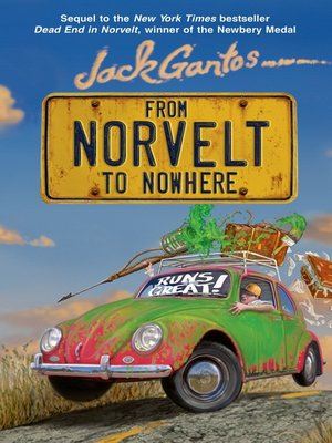 cover image of From Norvelt to Nowhere