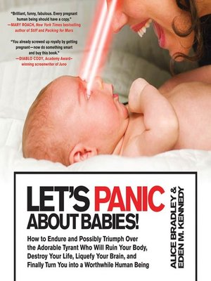 cover image of Let's Panic About Babies!