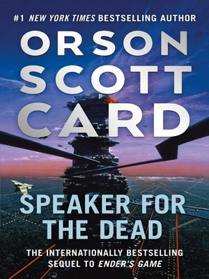 cover image of Speaker for the Dead