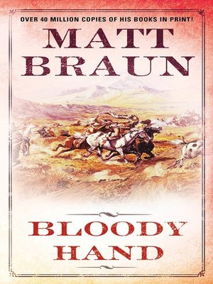 cover image of Bloody Hand