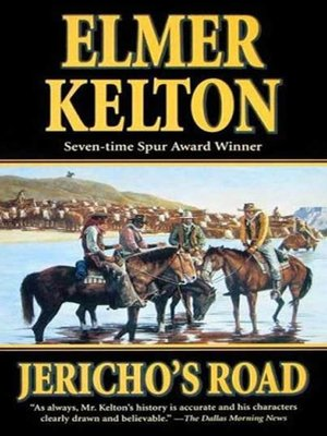 cover image of Jericho's Road