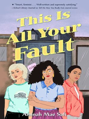 cover image of This Is All Your Fault