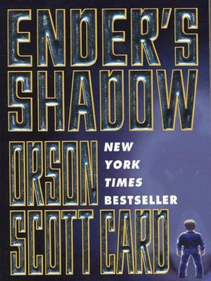 cover image of Ender's Shadow