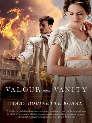cover image of Valour and Vanity