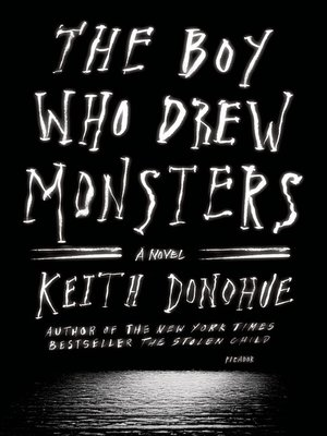 cover image of The Boy Who Drew Monsters