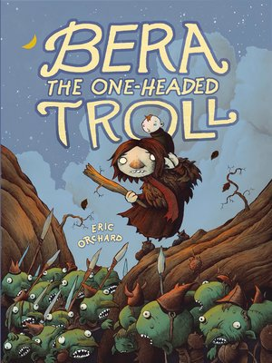 cover image of Bera the One-Headed Troll