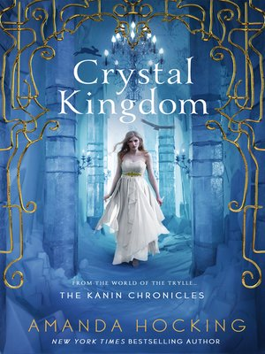 cover image of Crystal Kingdom