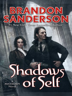 cover image of Shadows of Self--A Mistborn Novel