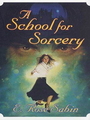 cover image of A School for Sorcery