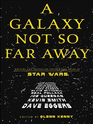 cover image of A Galaxy Not So Far Away