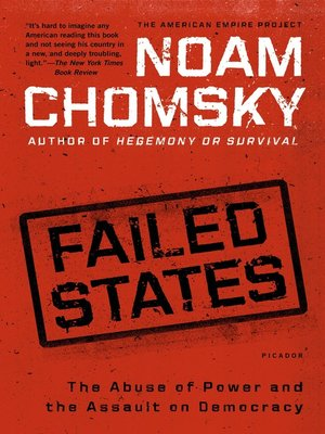 cover image of Failed States