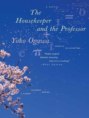 cover image of The Housekeeper and the Professor