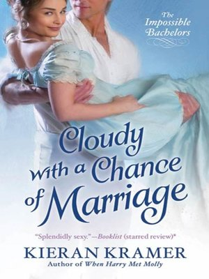 cover image of Cloudy With a Chance of Marriage