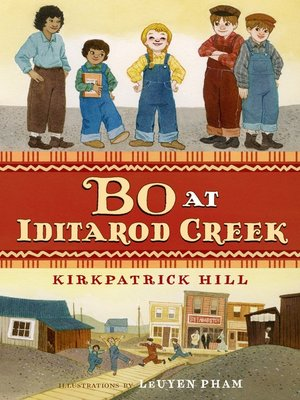 cover image of Bo at Iditarod Creek