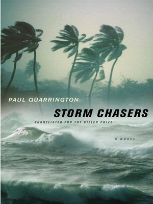 cover image of Storm Chasers