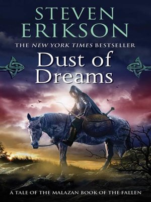 cover image of Dust of Dreams