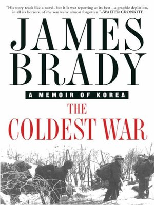 cover image of The Coldest War
