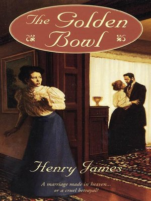 Ebook The Golden Bowl By Henry James