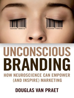 cover image of Unconscious Branding