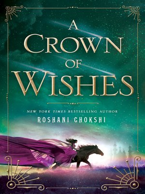 cover image of A Crown of Wishes