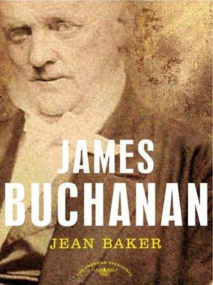 cover image of James Buchanan