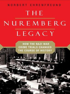 cover image of The Nuremberg Legacy