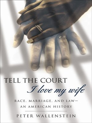 cover image of Tell the Court I Love My Wife