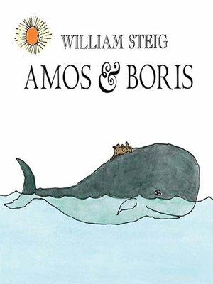 cover image of Amos & Boris