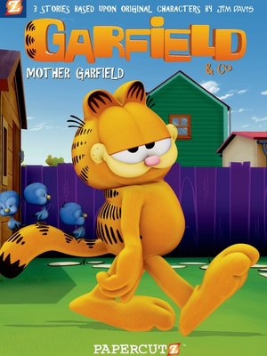 cover image of Mother Garfield