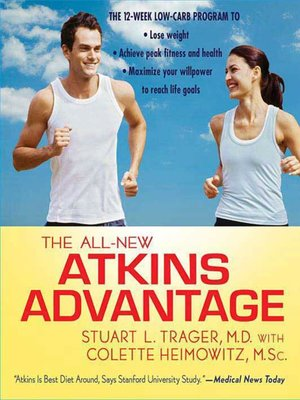 cover image of The All-New Atkins Advantage