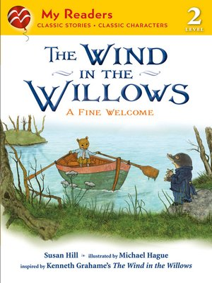 cover image of The Wind in the Willows--A Fine Welcome